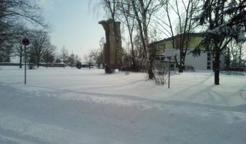 Artikelbild zu Artikel DAV-Sportangebot wächst: Schneeschieben :-)
